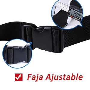 Porta Herramientas Cinturón Bolsa Herramientas con Varios ... a6ac90c8aa42