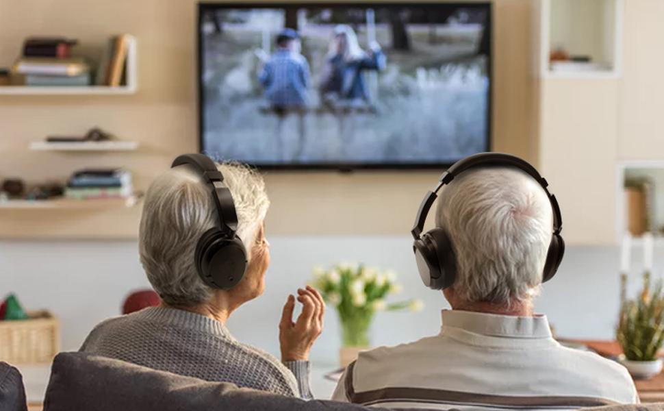 Auriculares Inalambricos TV