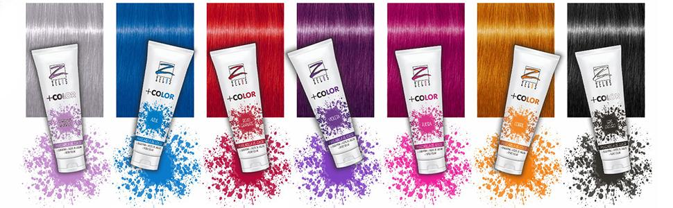 Mascarilla de Color para el Pelo - Rojo Granate - 200 ml ...