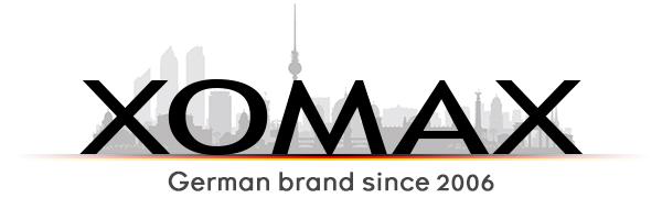 XOMAX Banner