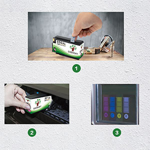 GREENSKY 932XL 933XL Cartucho de Tinta, Compatible HP 932XL 933XL, Multipack, Negro Cian Amarillo Magenta, para HP OfficeJet 6100 6600 6700 7110 7610 ...