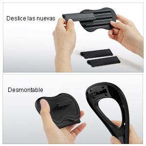 Afeitadora de Espalda Hombres - Liberex Afeitadora Corporal Manual ...