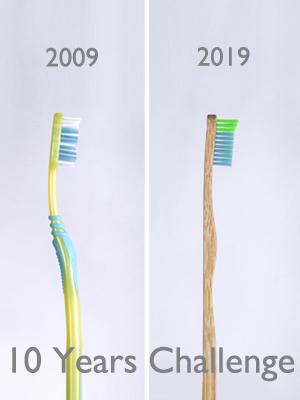 ECOet Cepillos de Dientes de Bambú con Cerdas Suaves para Adultos | Biodegradable | Cerdas Angulosas Onduladas | Sin BPA | Anti Bacterial | Embalaje Reciclable | Ecológico | Paquete de 5pcs: Amazon.es: Salud y cuidado personal