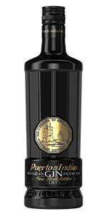 Ginebra Puerto de Indias Pure Black Edition, 70 Cl: Amazon.es ...