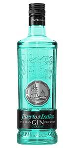 Ginebra Puerto de Indias Classic Gin, 70 cl: Amazon.es ...