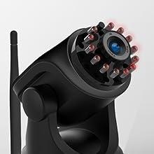 iegeek Cámara de Vigilancia Cámara IP WiFi 1080P