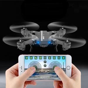Plegable Drone, Kingtoys 8807W RC Drone con WiFi 2.0MP HD cámara ...
