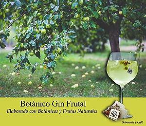 SABOREATE Y CAFE THE FLAVOUR SHOP Botánicos para Gin Tonic ...