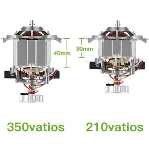 Batidora de Vaso,SURPEER Mini Batidora Smoothie,2 Vasos Portátil,Libre de BPA,Batidora Licuadora Vaso,Licuadoras para Verduras y Frutas,350W,Blanco