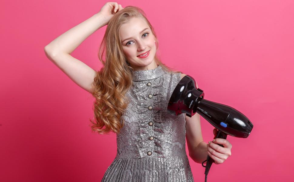 ¿Tiene este tipo de experiencia: compra un hermoso difusor de secador de pelo pero encuentra que no puede coincidir con su secador?