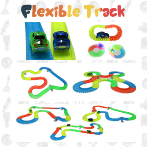 flexible pistas luces