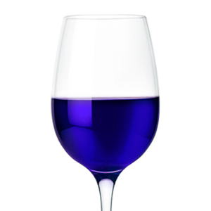 Vino Azul | Gik Blue Wine, Gik Live, Pack con 3 botellas de 75 cl del Original Vino Azul
