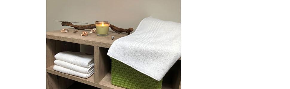 Descripción del producto. toallas mano