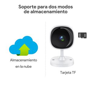 Cámara de Vigilancia Lensoul 1080P HD Cámara IP WiFi inalámbrica ...