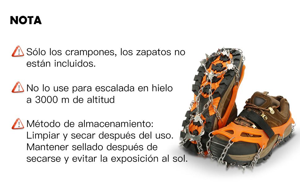Crampones 4