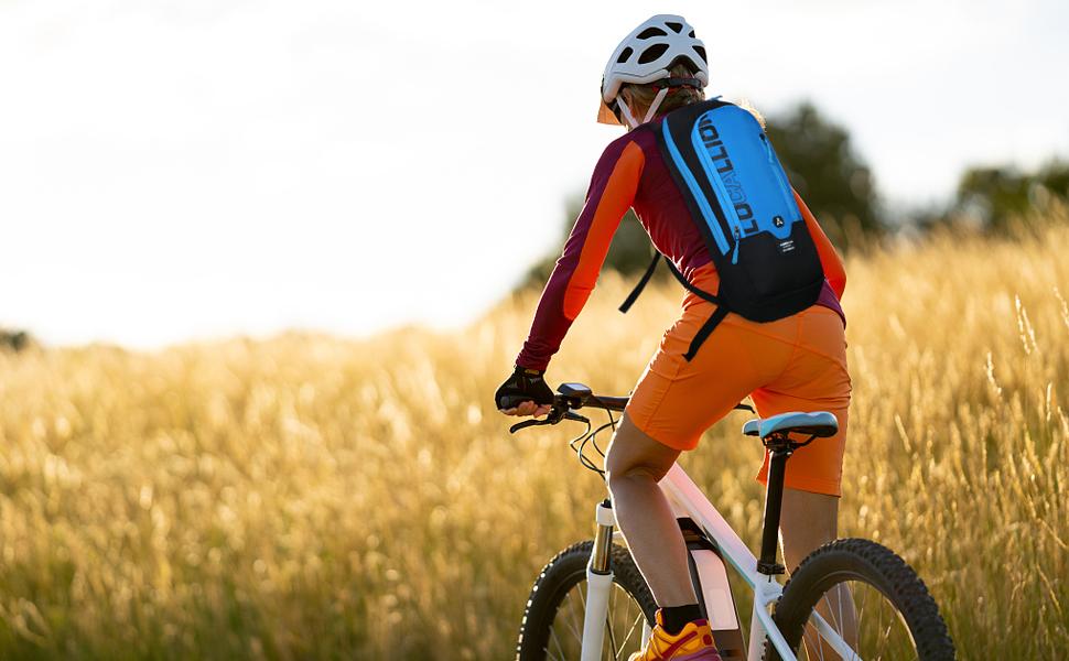 Local Lion 6L Mochilas de Hidratacion Ciclismo al Aire Libre de ...