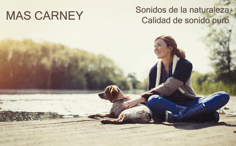 Jiayou Auriculares for iphone Samsung mas carney