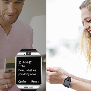 Smartwatch CHEREEKI Smart Watch Reloj Inteligente Bluetooth ...