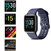 HOMVILLA Pulsera Actividad, Ejercicio Fitness, Reloj Inteligente ...