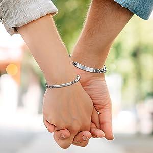 pulsera pareja
