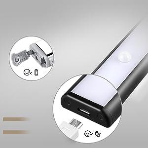 La luz viene con un sensor infrarrojo piroeléctrico para detectar movimientos humanos y un sensor de luz incorporado para responder a las condiciones de luz ...