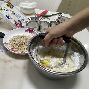 Rueda JmeGe, Cortador de Pizza de Acero Inoxidable para Cocina con ...