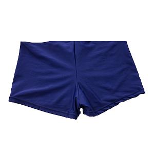 Cómodo y shorts de seguridad en la falda con la misma sensación de usar bragas comunes.