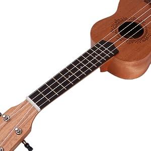 Introduce a tus amigos y familiares en el mundo de la música con este maravilloso instrumento. Ideal incluso como objeto decorativo.