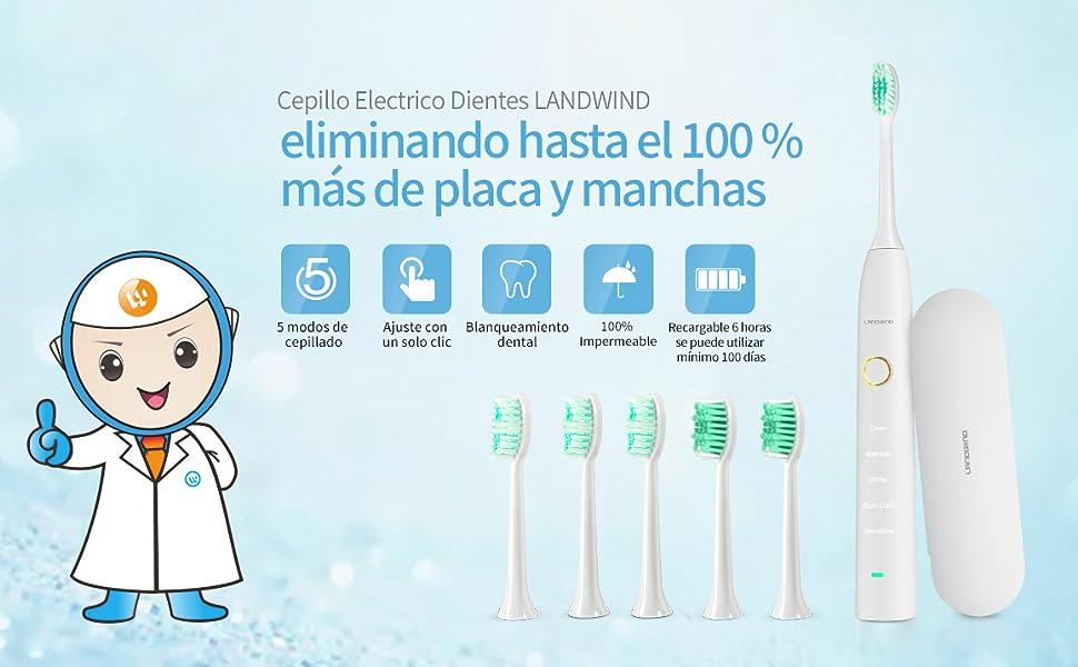 cepillo de dientes electrico