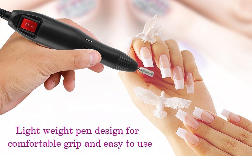 Por lo tanto, nuestro conjunto de pulidor de uñas puede satisfacer sus necesidades en cualquier ocasión.