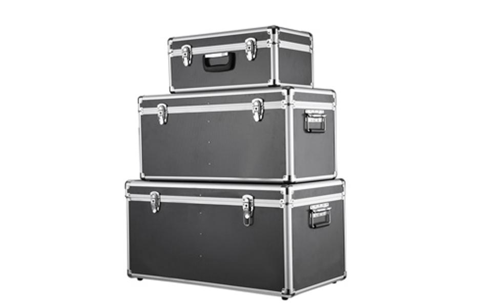 Este es un conjunto de cajas multiuso de alta calidad que consta de 3 cajas de almacenamiento de diferentes tamaños. Cuenta con un cuerpo de ABS con un ...