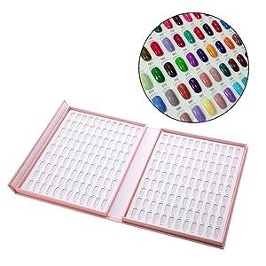 crear tu propia carta de color de pantalla, fácil de encontrar la botella deseada por unmbers del color.