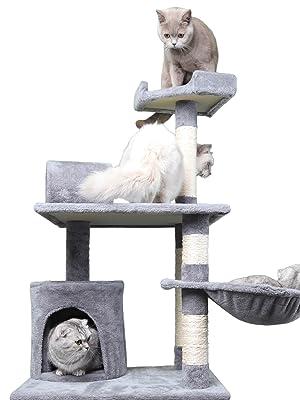 Postes de rascado y árboles para gatos NOBLEZA