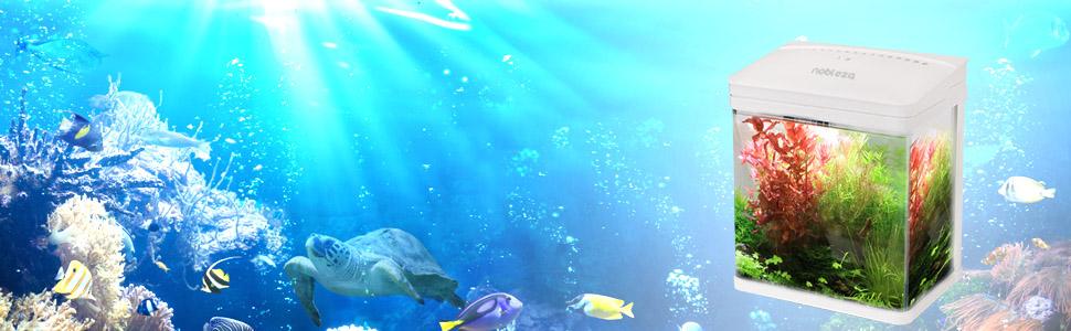 Aquarium NOBLEZA de 7L