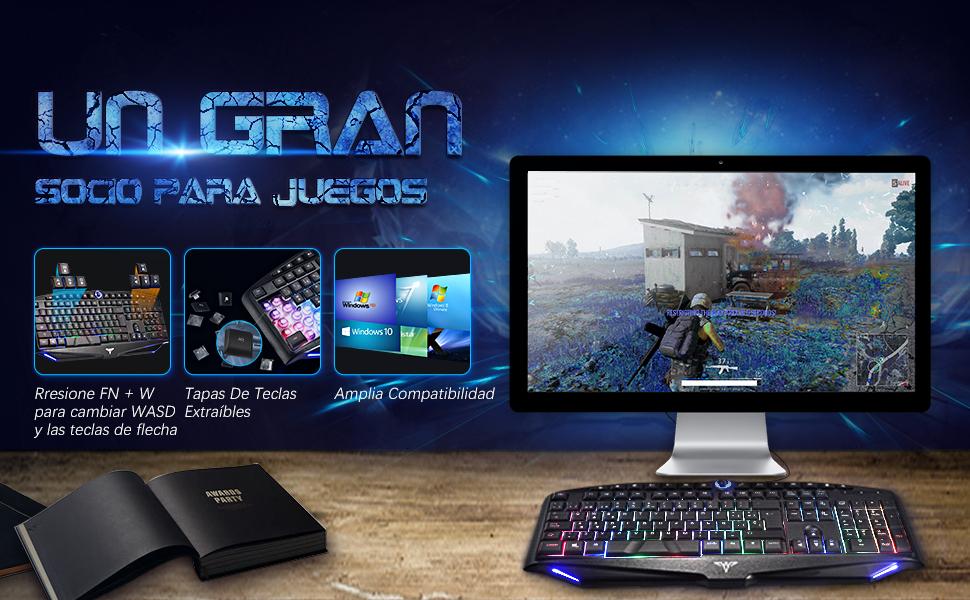 Un Gran Socio para Gamers