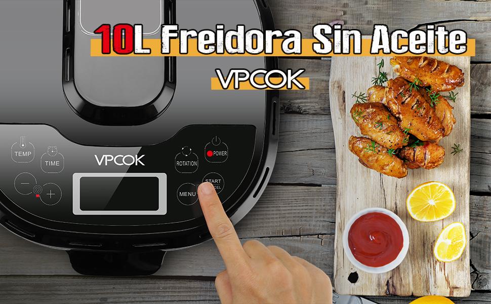 VPCOK Freidora Sin Aceite