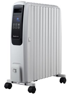 Pro Breeze Digital Radiador de Aceite 2500W - 10 Elementos, 4 ...