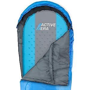 Active Era Cama Auto-Hinchable para Campamento Premium | Colchoneta de Espuma para Dormir Ligera, Impermeable y Resistente a la Abrasión