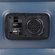 valvula electrica integrada