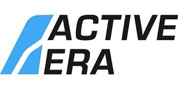 Active Era, Colchón Hinchable Individual - 99 x 187 x 46 cm - con Válvula Eléctrica y Almohada Incorporada