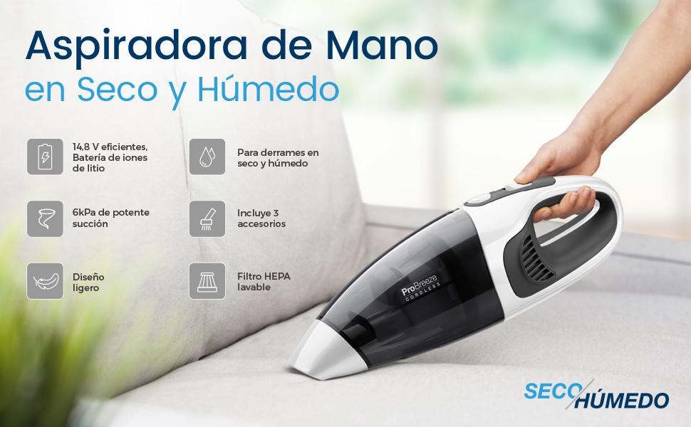 Pro Breeze Vacuum Cleaner