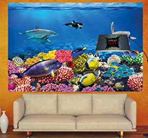 Además, los niños pueden aprender más sobre la vida marina y la Madre ...
