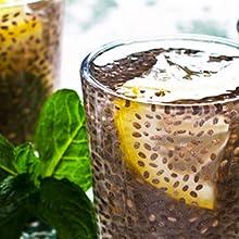 El Chia - Antioxidantes