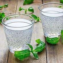 Chia - Nutrientes Esenciales