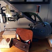 TOPQSC Zapato de la máquina de coser de la mano de la máquina de ...