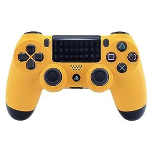 eXtremeRate Funda Delantera Carcasa Protectora de la Placa Frontal Cubierta Antideslizante para el Mando del Playstation 4 PS4 Slim Pro con JDM-040 ...