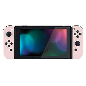 eXtremeRate Carcasa para Nitendo Switch Joy-con, Funda de ...