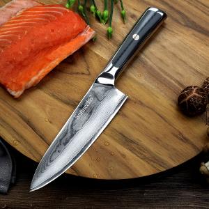 Compra Cuchillos de Cocinero 6, 5 pulgadas - Sunnecko ...