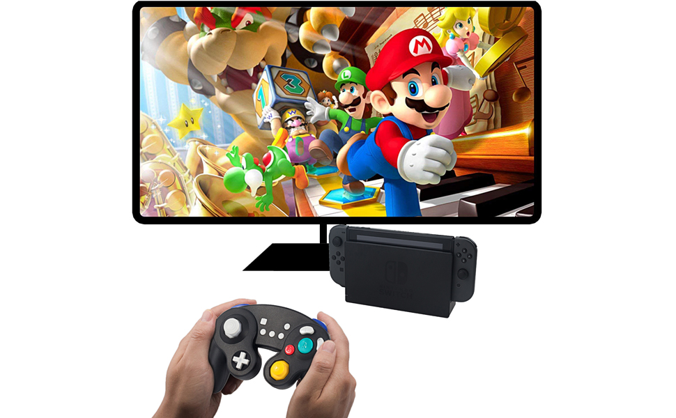 Exlene Wireless Controller Gamepad para Nintendo Switch ...