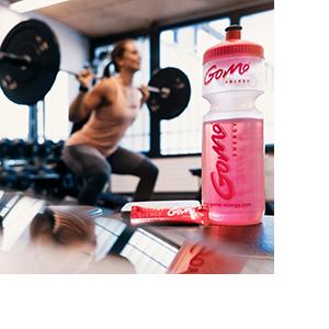 GoMo ENERGY® Bebida Energética sin azúcar deportiva | Fuerte ...